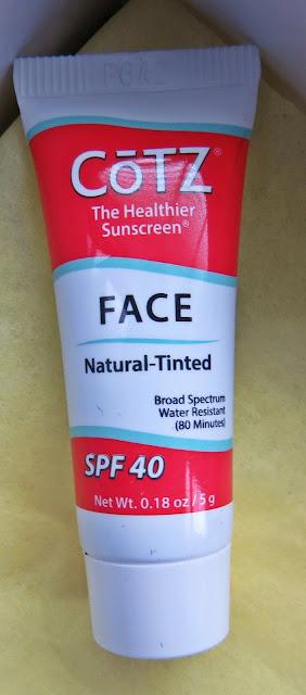 CoTZ Face Natural Skin Tone SPF 40