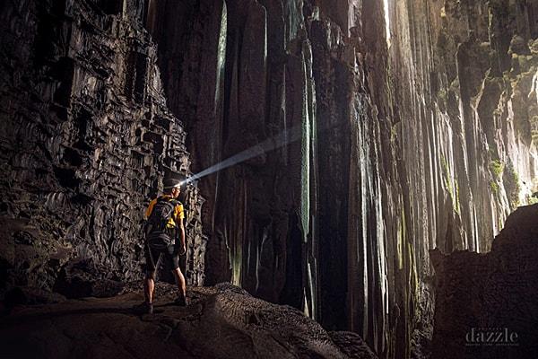 Cave Photography Sarawak