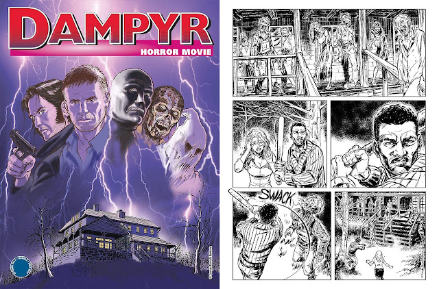 Dampyr #211: Horror movie