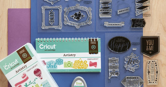 **Oma's Crafts**: Win a CTMH Artistry Cricut Collection