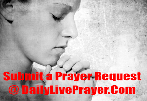 Daily Live Prayer