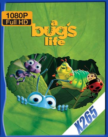 A Bugs Life [1998] [Latino] [1080P] [X265] [10Bits][ChrisHD]