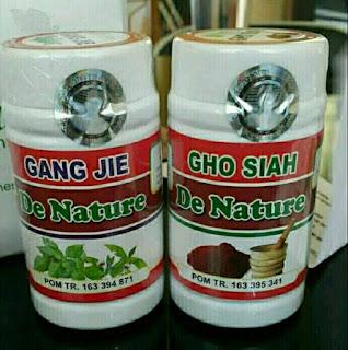 Herbal kencing nanah