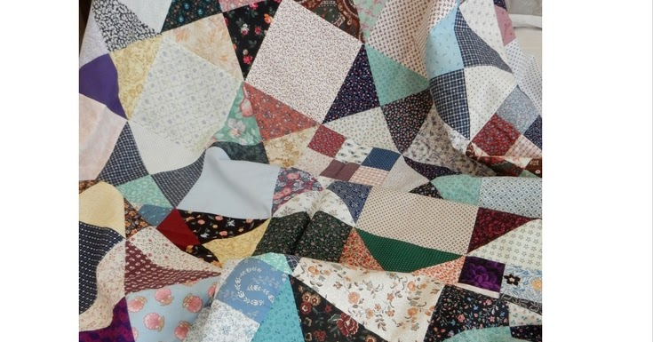 Scrappy Quilt Sew Along