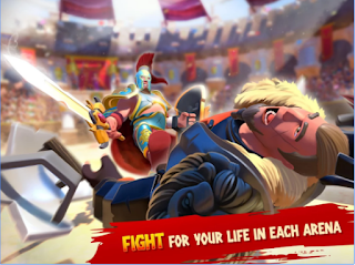 Gladiator Heroes Apk Data Obb - Free Download Android Game