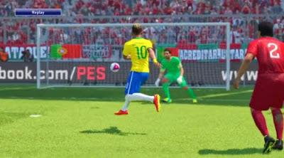Download Pro Evolution Soccer (PES) 2015 Apk + Data