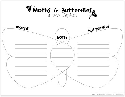 Relentlessly Fun, Deceptively Educational: Moths and