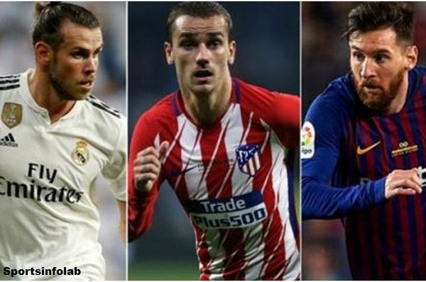 La Liga completely open as Real, Barca, Atletico bumble
