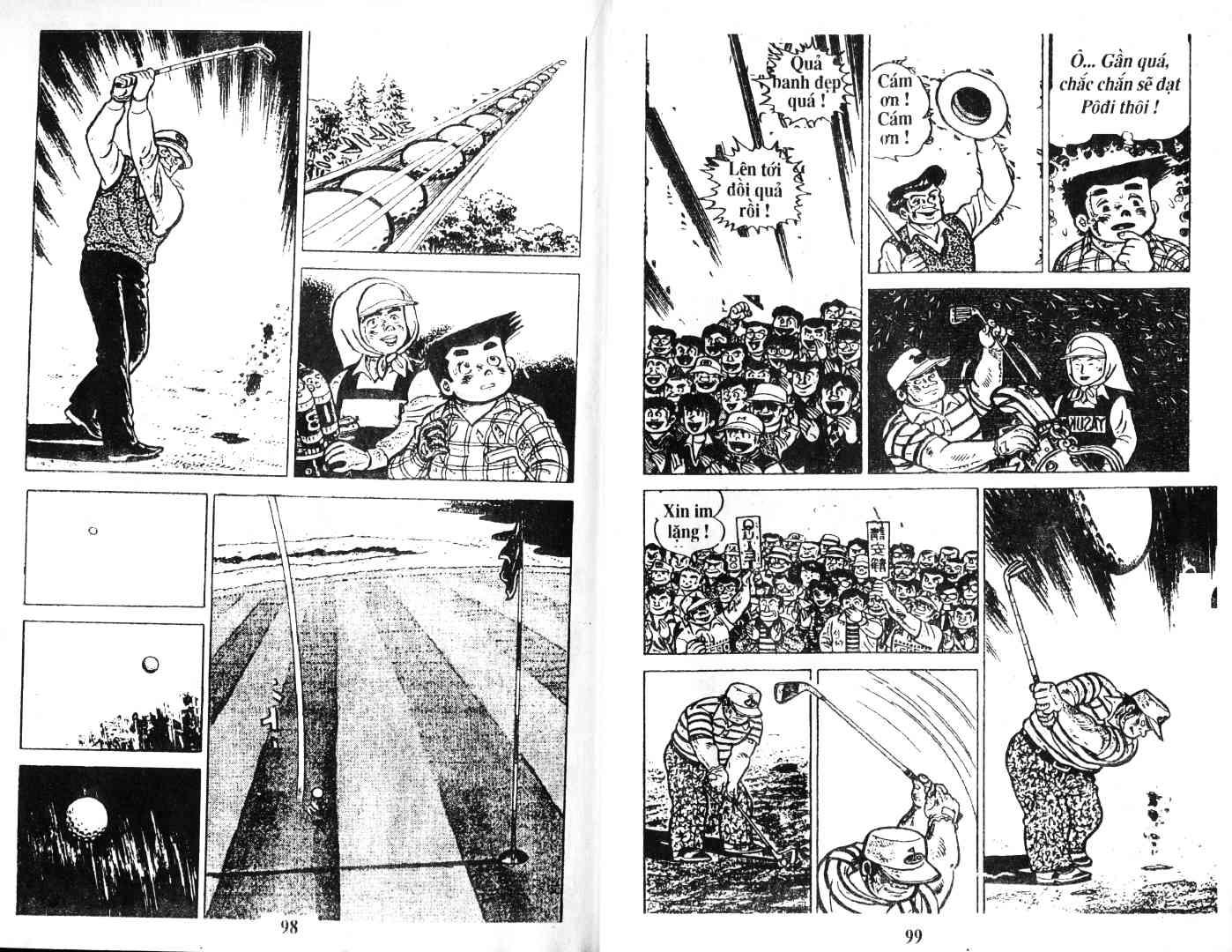 Ashita Tenki ni Naare chapter 38 trang 47