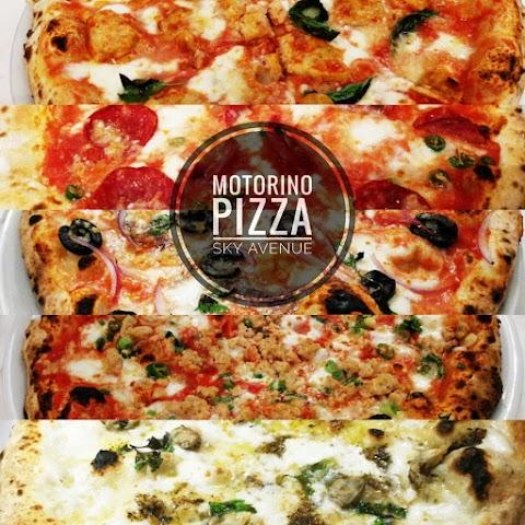 RESTORAN MOTORINO PIZZA SKY AVENUE GENTING PIZZA TERBAIK DUNIA KINI DI MALAYSIA!