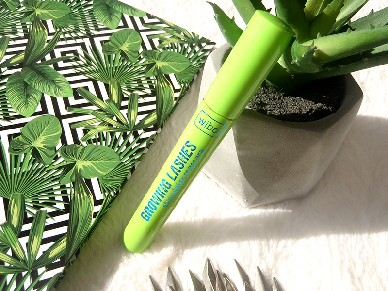 Wibo growing lashes mascara, wibo stimulator mascara