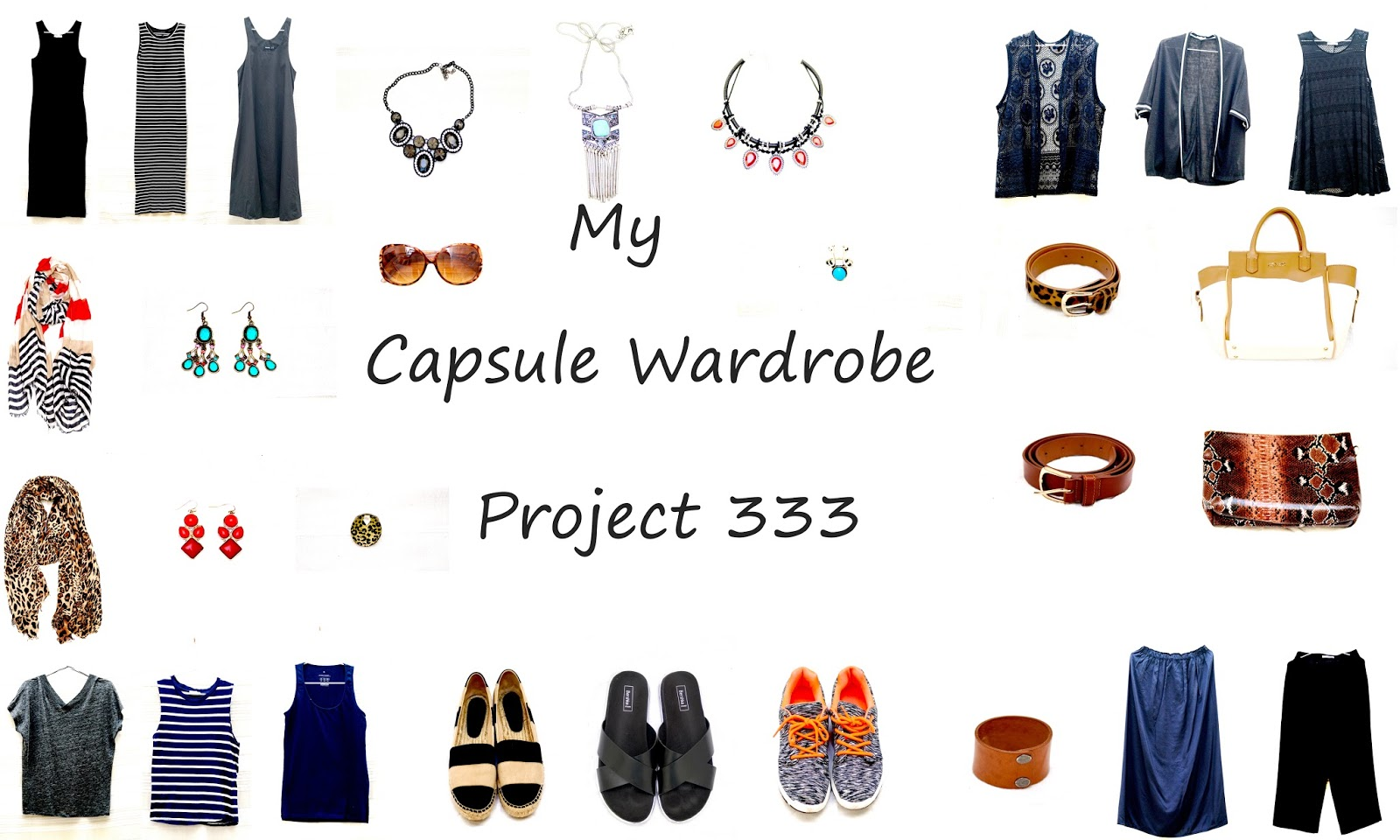 fashion me blog : My capsule wardrobe/ Project 333/outfit 3