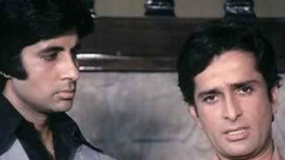 शशि कपूर के लिए अमिताभ ने लिखा ब्लॉग