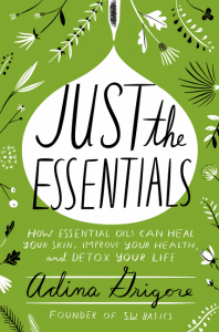 Just the Essentials book cover