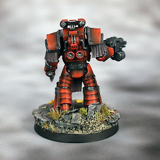 Horus Heresy Blood Angels Terminator