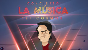 CONCIERTO LA MUSICA DEL COSMOS