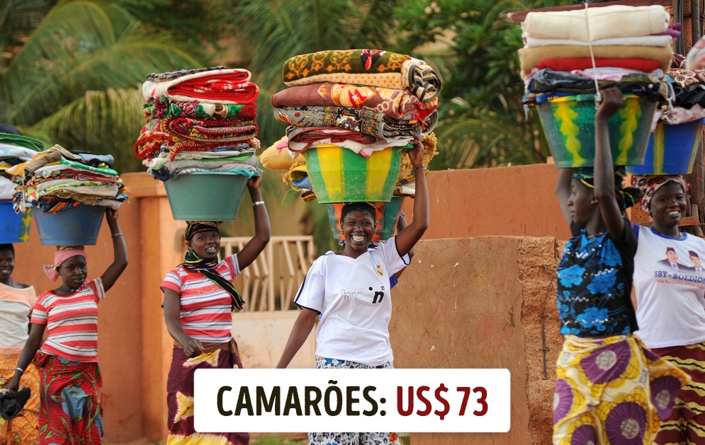 #Camerun