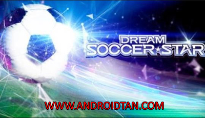 Dream Soccer Star Mod Apk v1.6 (Unlimited Coins/Energy) Android Terbaru 2017