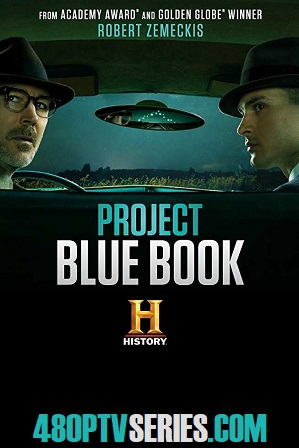 Project Blue Book (S01) Season 1 Full English Download 480p 720p HEVC All Episodes thumbnail