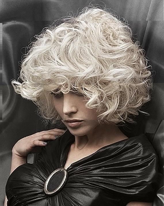 Fashion Hairstyles: Curly Hairstyles 2012