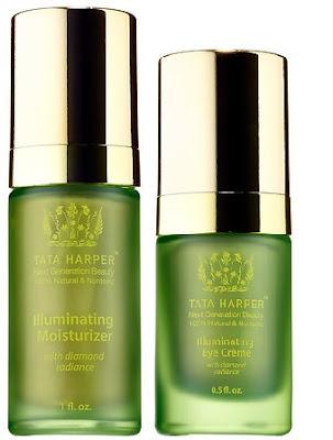 Tata Harper Illuminating Moisturizer and Eye Creme