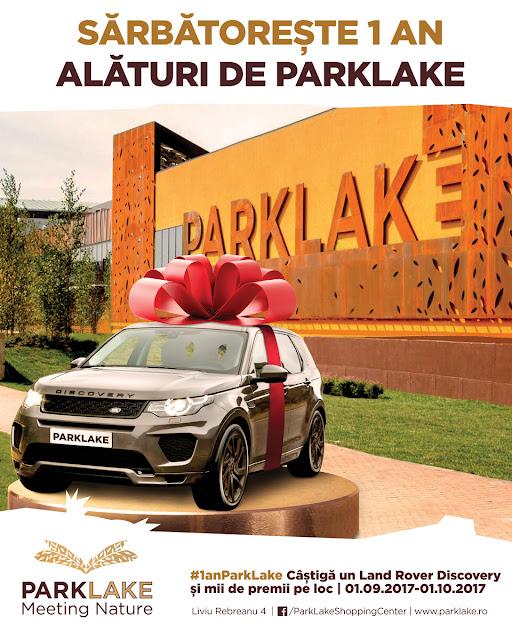 Sărbătorește un an alături de ParkLake