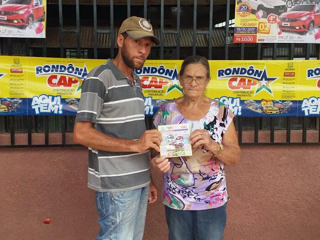 Rondoncap em Cacoal é sucesso de prêmmios e Agricultora ganha S-10 em sorteio! E você tá esperando o que?