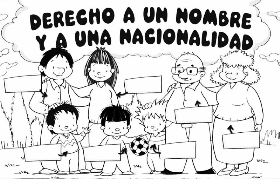 Dibujo De Nacionalidades Para Colorear: Del Pasado Al Presente: Tribunal Constitucional Dominicano