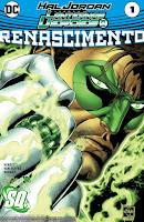 Hal Jordan e a Tropa dos Lanternas Verdes: Renascimento #1