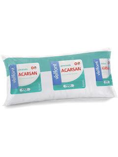 Almohada de fibra ACARSAN de Velfont.