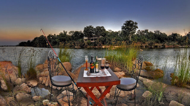 Luxury Resort Panna National Park