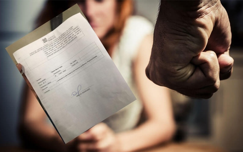 Las órdenes de alejamiento ahora podrán servir como órdenes de arresto