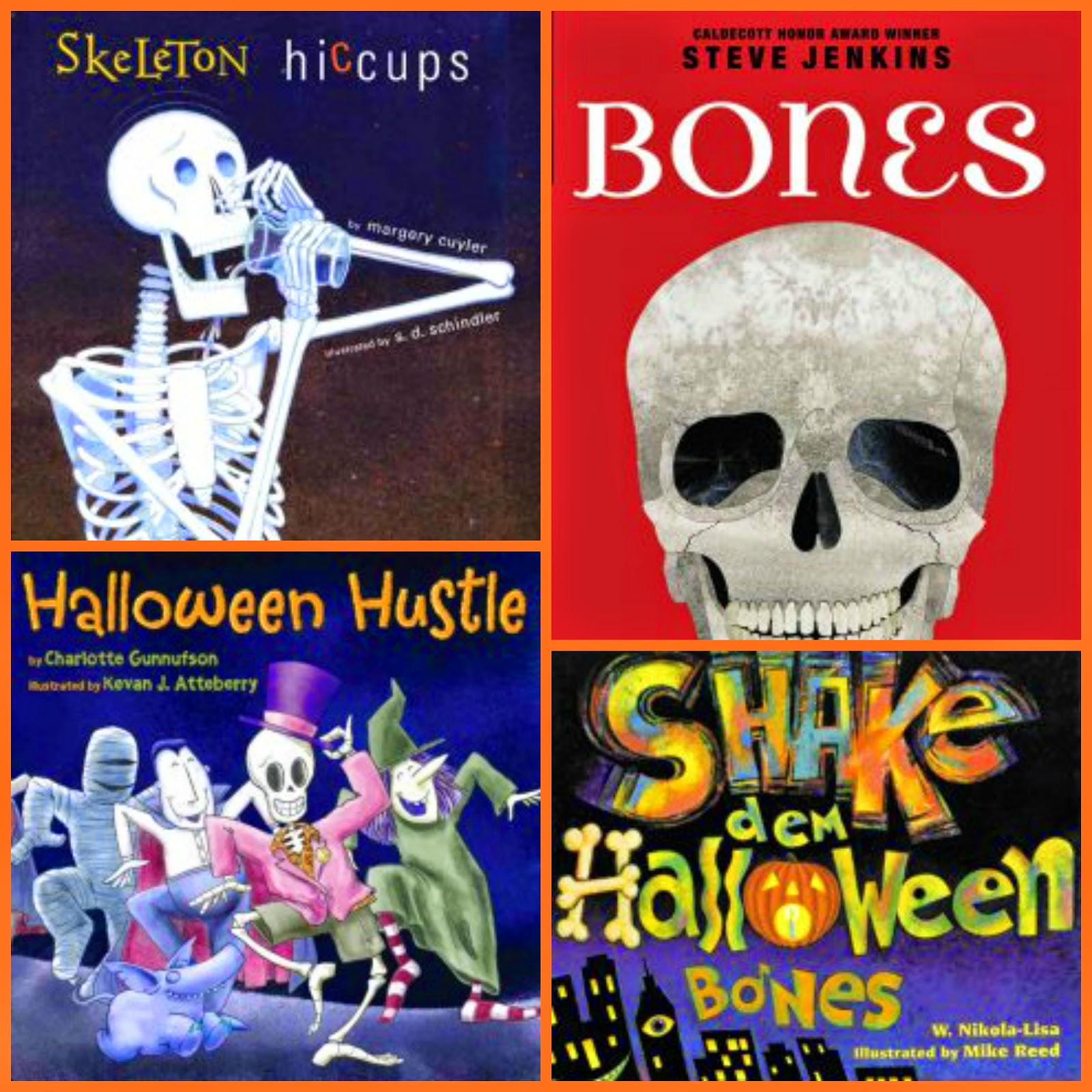 Crafty Moms Share Skeleton Crafts Activities And Books