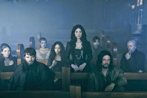 Elenco da série Salem