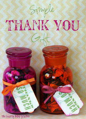 Teacher Appreciation Gift Tutorial