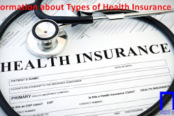Information about Types of Health Insurance