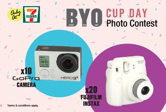 Byocupmy 7-Eleven Contest 2014