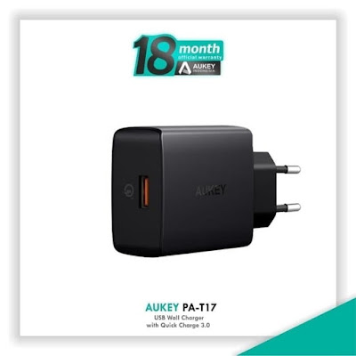 rekomendasi adaptor support quick charge 3.0 terbaik