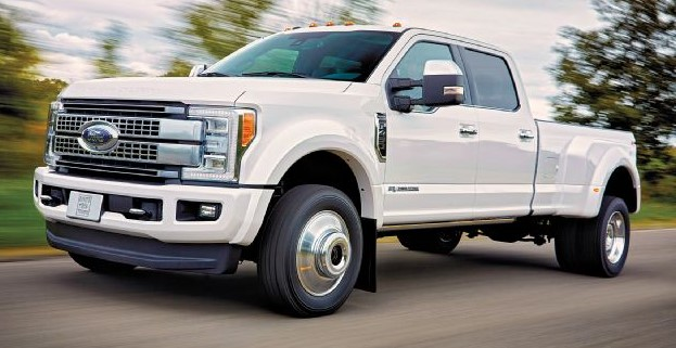 2017 Ford Super Duty Review Release Date Price And Specs