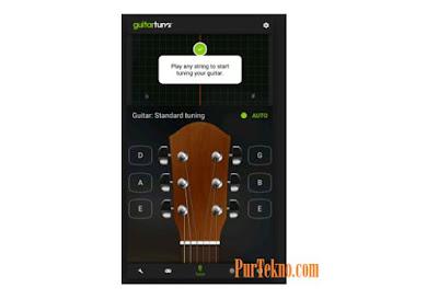 Aplikasi Penyetel Gitar