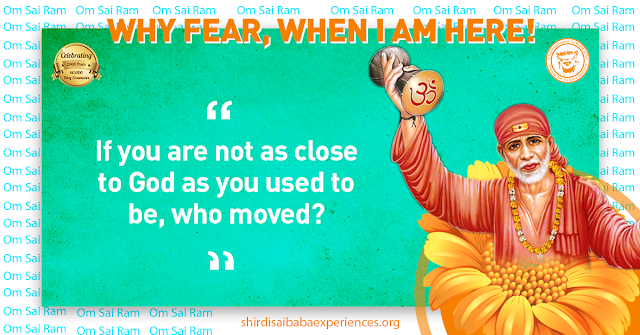 Requesting All The Misunderstandings To Get Solved - Anonymous Sai Devotee
