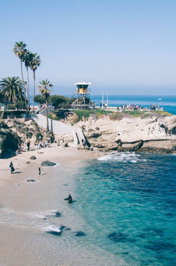 15 Amazing Places To Visit In California