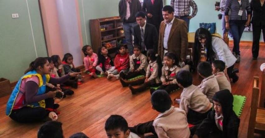 Invierten más de S/ 24 millones en educación - DRE Huánuco