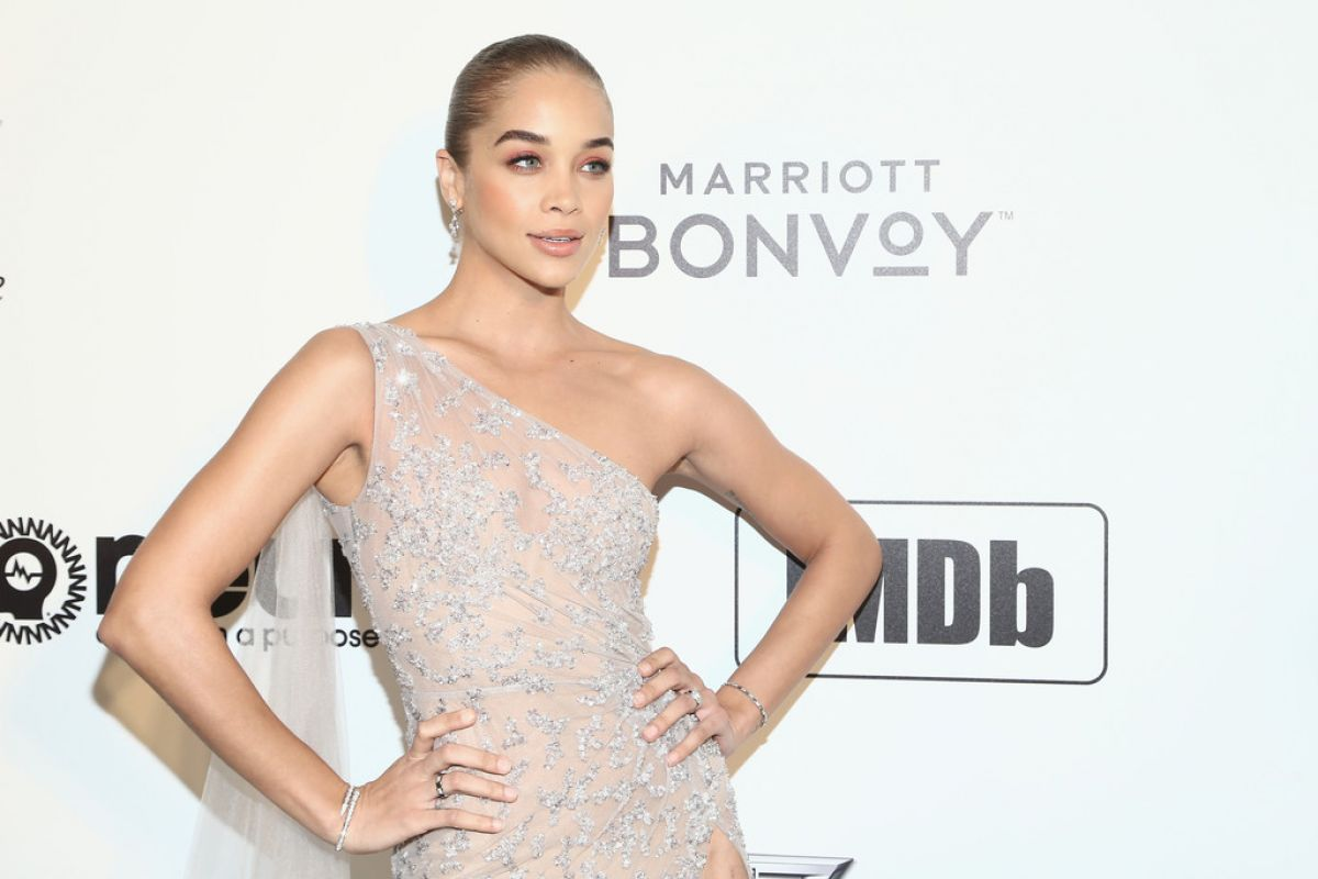 Jasmine Sanders - Elton John AIDS Foundation Academy Awards Viewing Party in Hollywood - 2/24/19