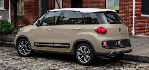 Fiat 500L Best Value Winner