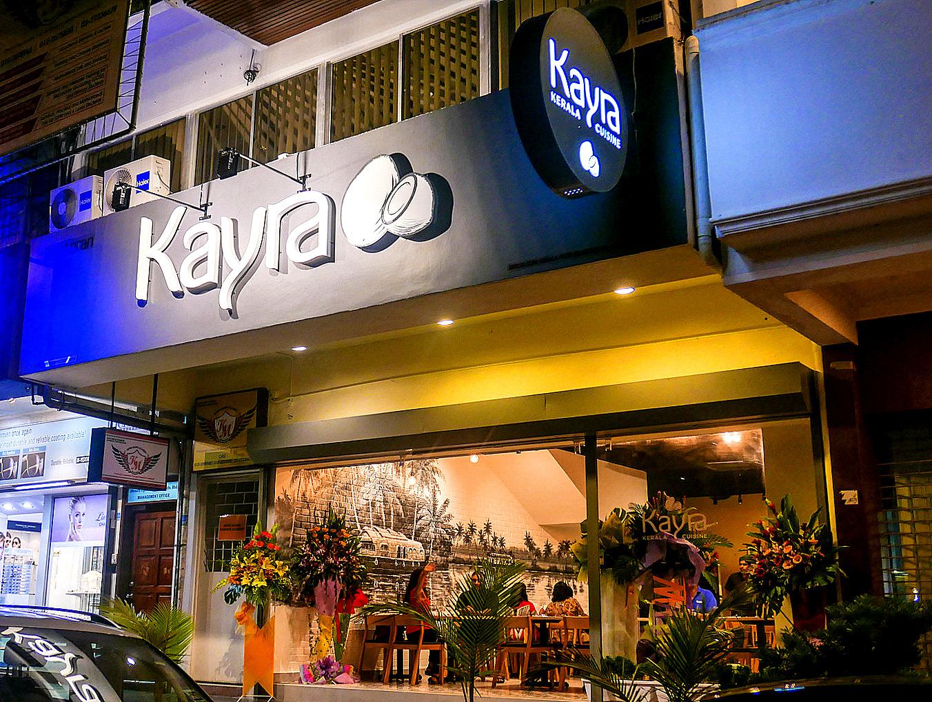 Kayra Kerala Cuisine Taman Tun Dr Ismail