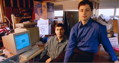 Sejarah Google : Dari Garasi Menjadi Kantor Google ( Googleplex )