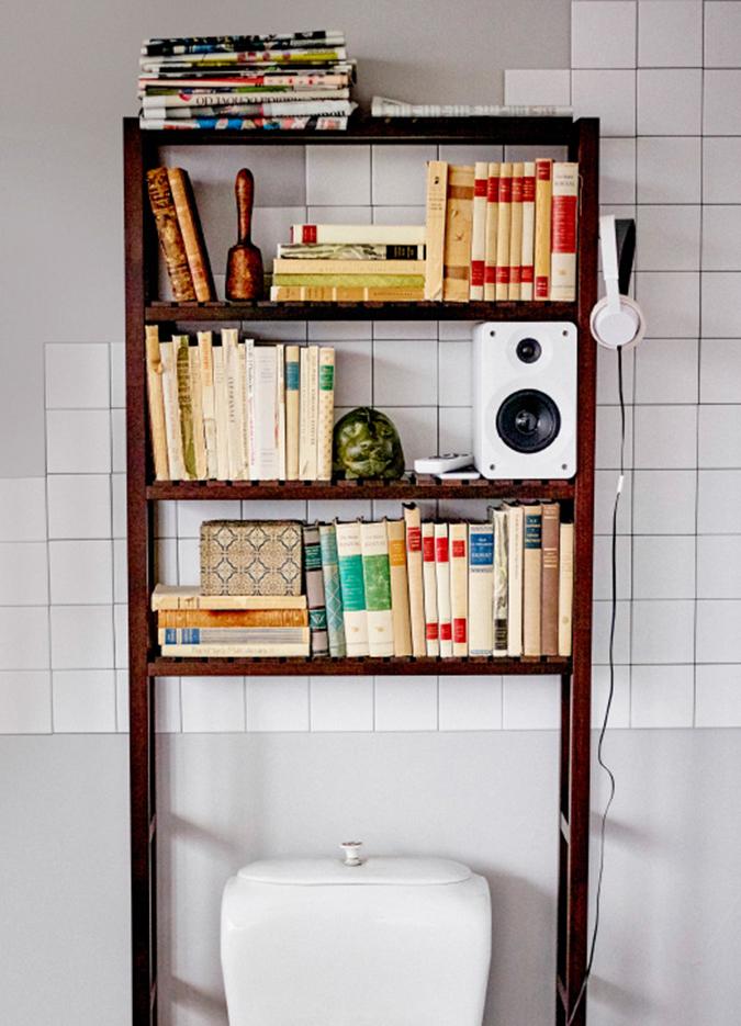 Milowcostblog casas de alquiler ba os - Mueble para encima del inodoro ...