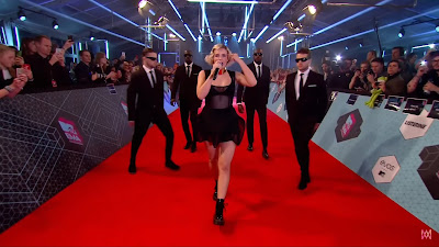 Anne-Marie - Alarm [ #Live from MTV EMAs 2016 ]