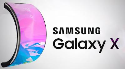 أول هاتف في العالم قابل للطي |  كل ماتود معرفته على Samsung Galaxy X و مواصفاته
